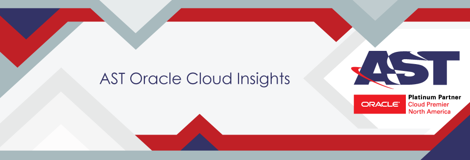 AST Oracle Cloud Insights