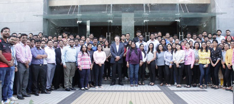 AST India Welcomes Executive Visit from CEO and President