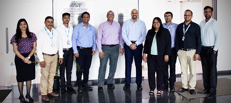 AST India Welcomes Visits from Helmerich & Payne (H&P)