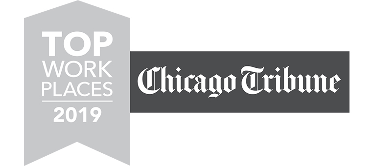 Press Release: AST Awarded Winner of the Chicago Top Workplaces 2019