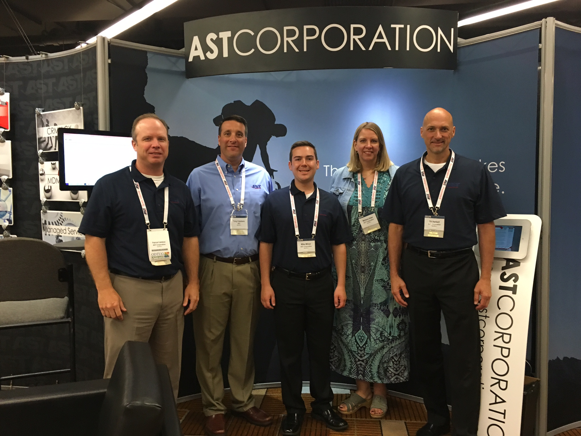 Team AST at Kscope16!