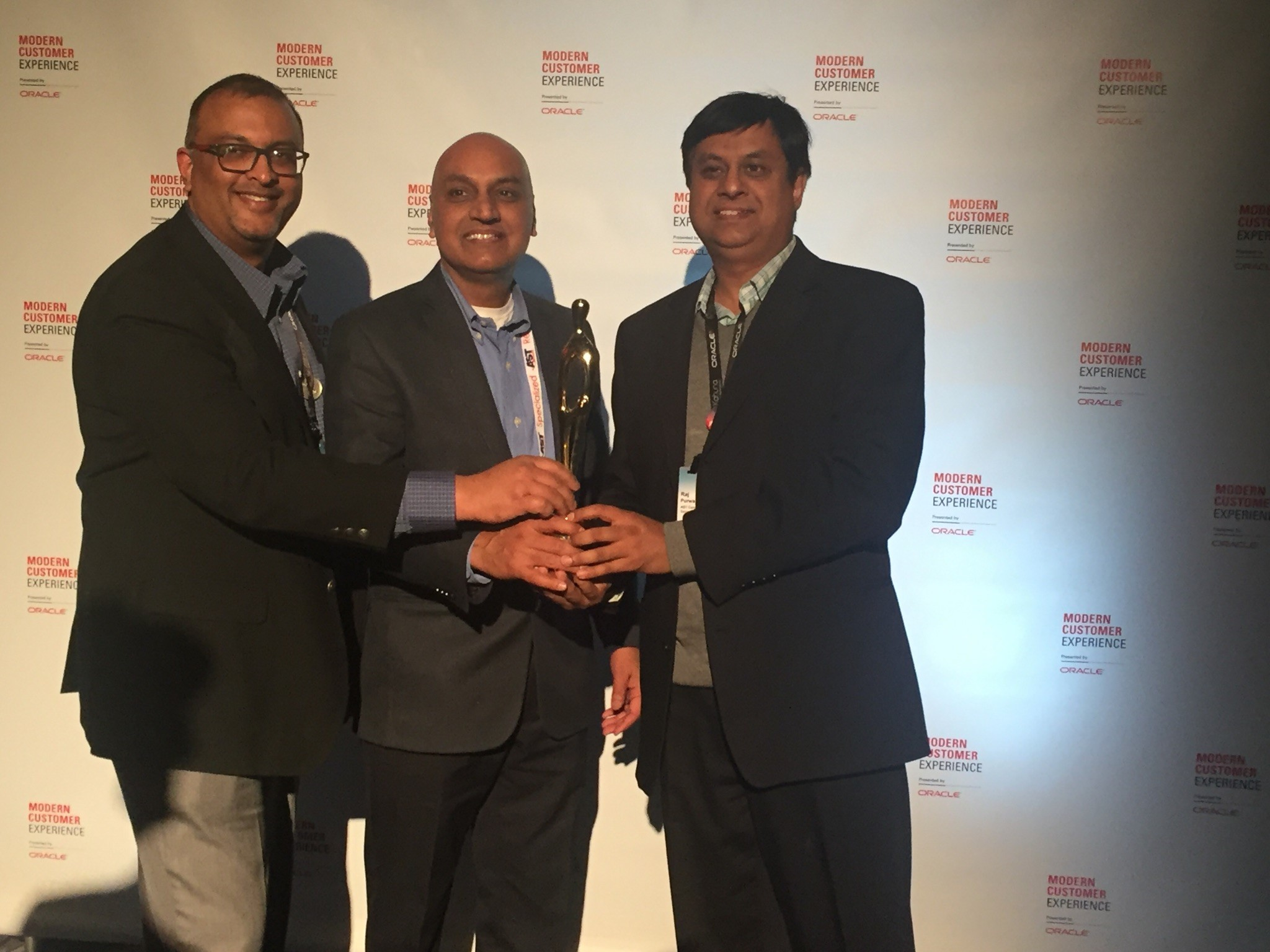 ModernCX:  AST Customers Recognized for Providing Exceptional Customer Experiences with AST and Oracle CX Solutions!