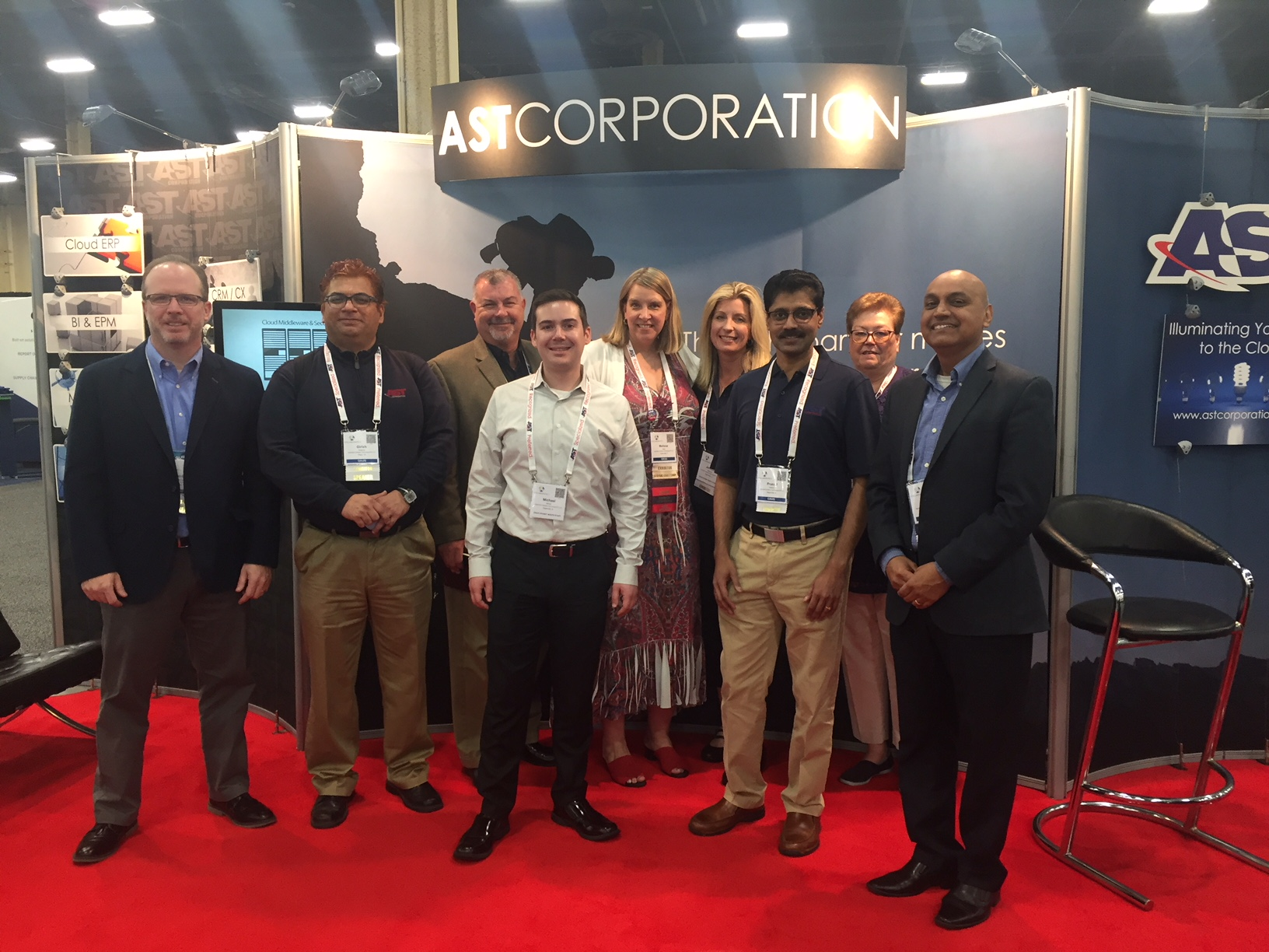 COLLABORATE 18:  Last Chance to Visit AST at Booth 1417!