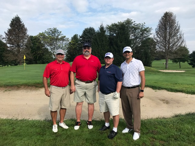 AST Participates in Annual Pittsburgh OAUG Golf Outing