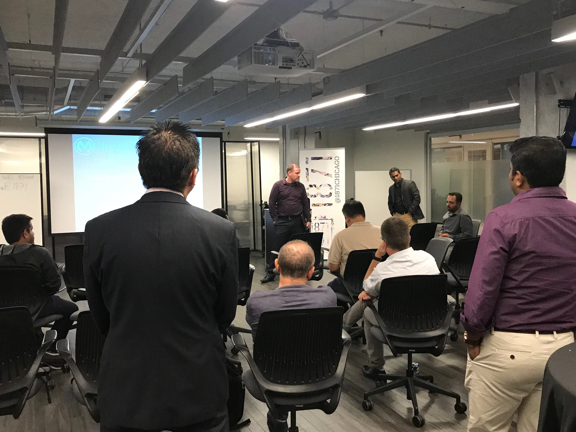 Chicago MuleSoft Meetup a Great Success!
