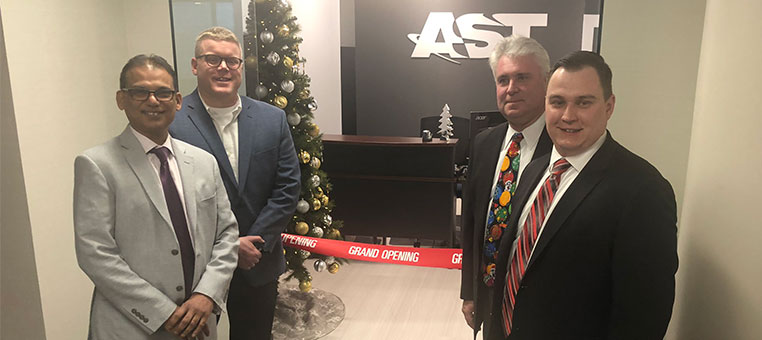 AST Celebrates Grand Opening of New Headquarters in Lisle