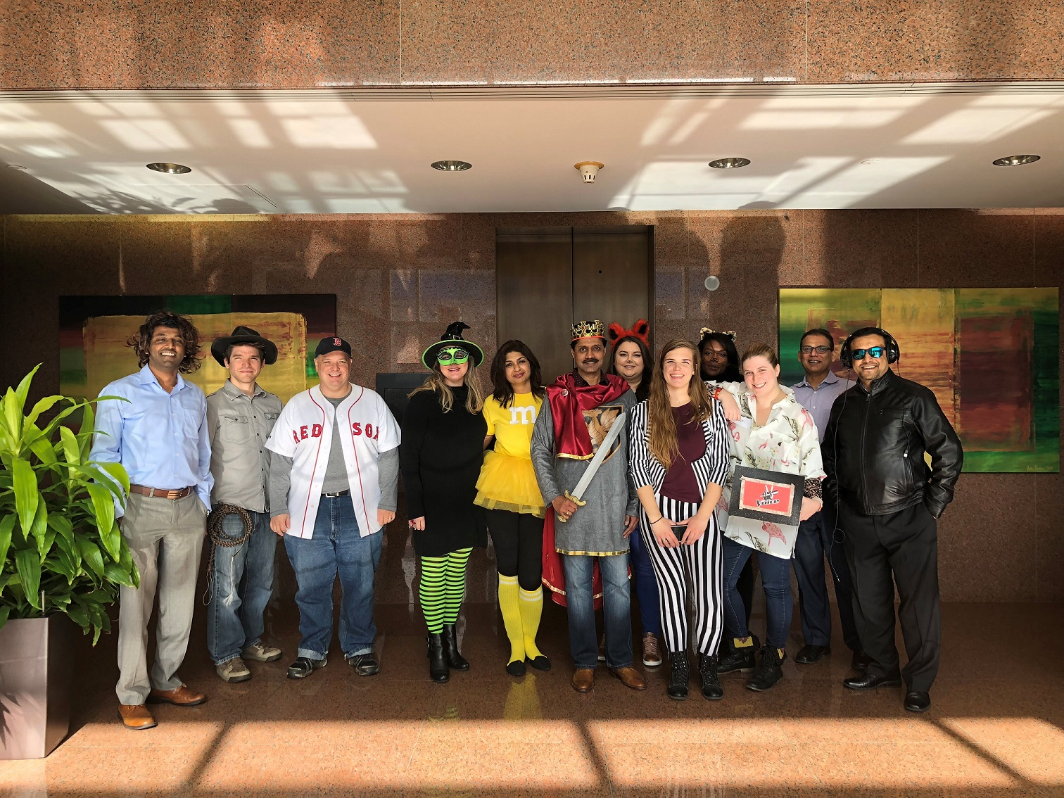 2018 AST Halloween Celebrations