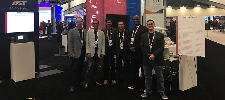 Now Open:  Booth 923 at Oracle OpenWorld!