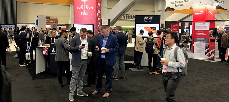 Win Big with AST at Oracle OpenWorld – Visit Booth 923 Now!