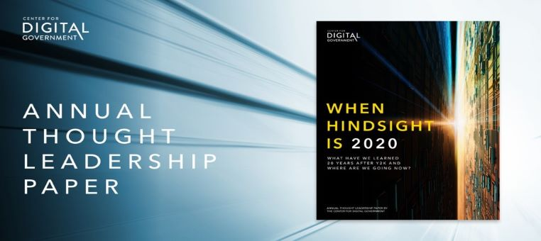 When Hindsight is 2020 – A CDG Thought Leadership Paper