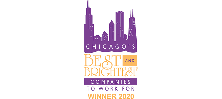 AST Named Chicago's Best and Brightest for Third Time