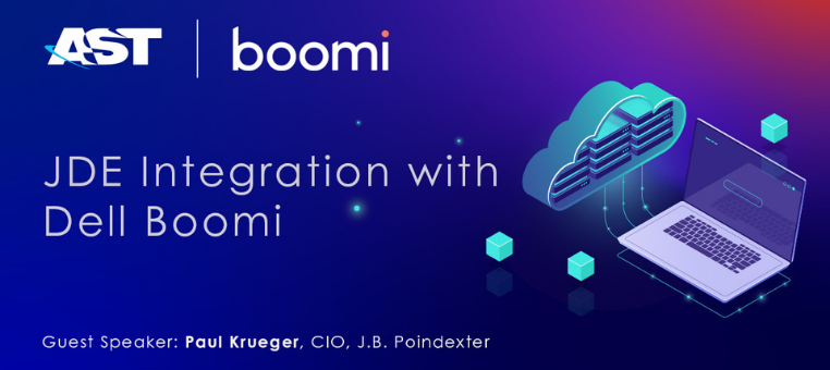 AST Announces Dell Boomi Partnership and Upcoming Webinar