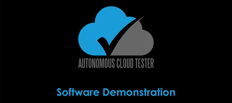 AST's Autonomous Cloud Tester (ACT) - Turbocharge your cloud testing cycles! (Demo)