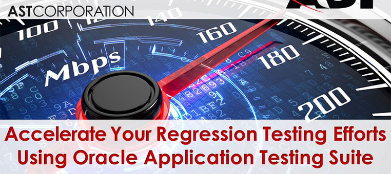 Accelerate Your Regression Testing Efforts Using the Oracle Application Testing Suite