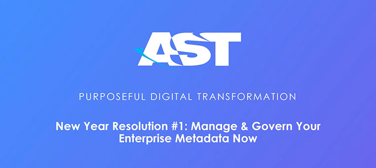 Webinar   New Year's Resolution #1 – Manage & Govern Your Enterprise Metadata Now!