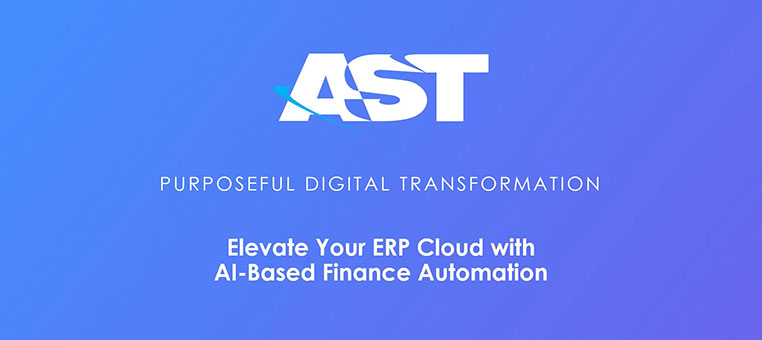 Webinar   Elevate Your ERP Cloud with AI-Based Finance Automation